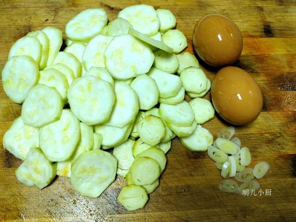 丝瓜炒蛋的做法大全