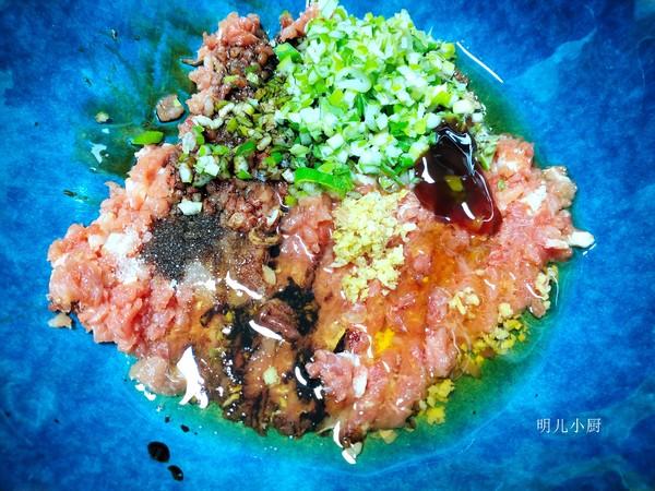 猪肉莲藕饺子的做法大全