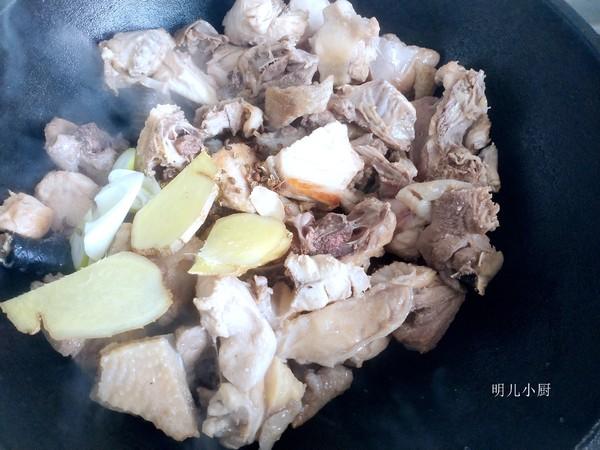 大盘鸡的家常做法