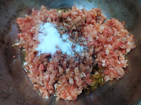 牛肉萝卜饺子的做法大全