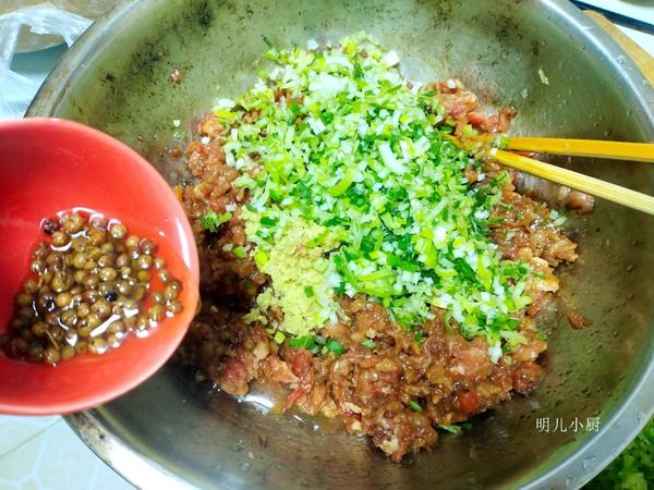 牛肉萝卜饺子的做法图解