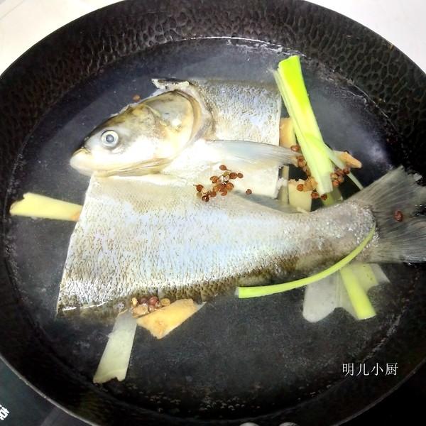 蒜泥鱼的做法图解