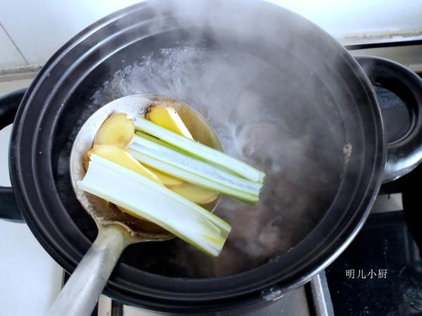 羊肉萝卜汤的简单做法