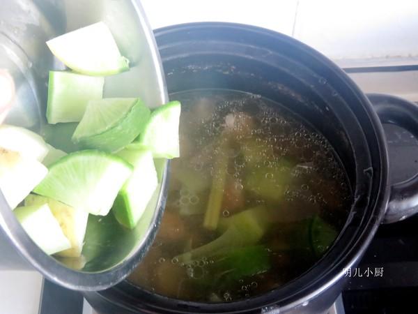 羊肉萝卜汤怎么吃