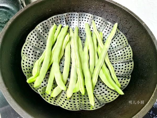 麻汁芸豆的做法大全