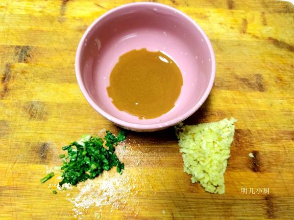 麻汁芸豆的做法图解