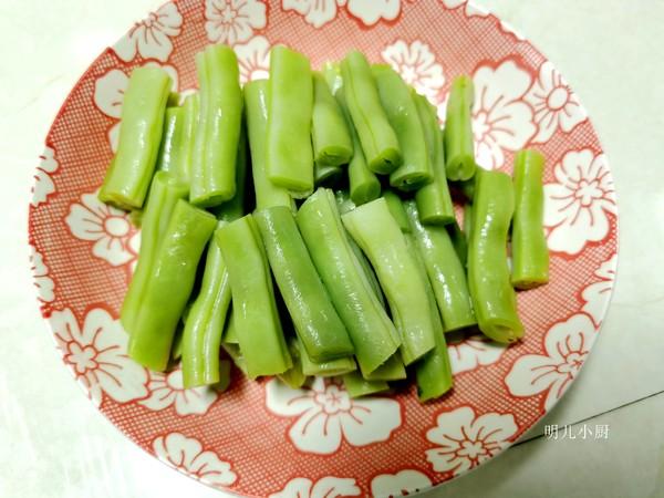 麻汁芸豆怎么吃