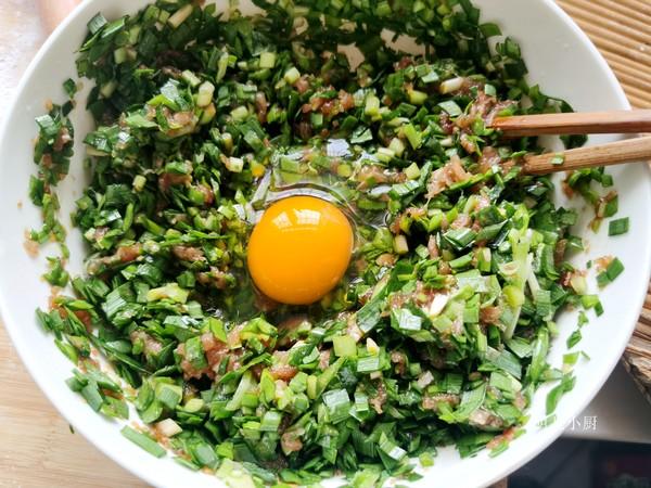韭菜鸡肉饺子的简单做法