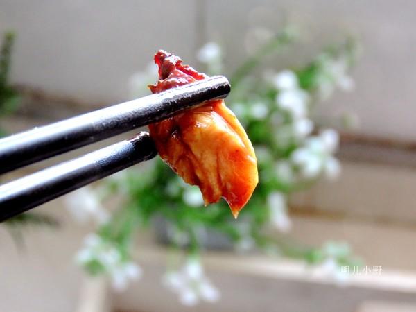 红烧鱼成品图