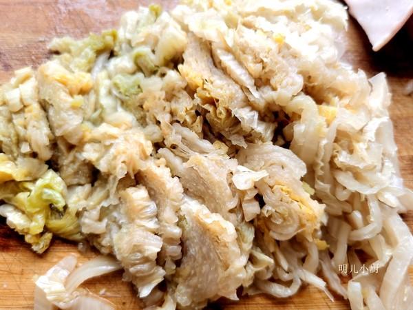 猪肉酸菜炖粉条的做法大全
