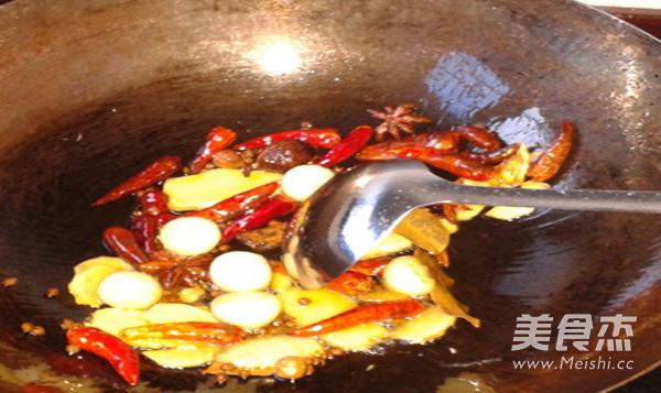 干豇豆烧肉的做法图解