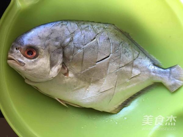 红烧平鱼的步骤