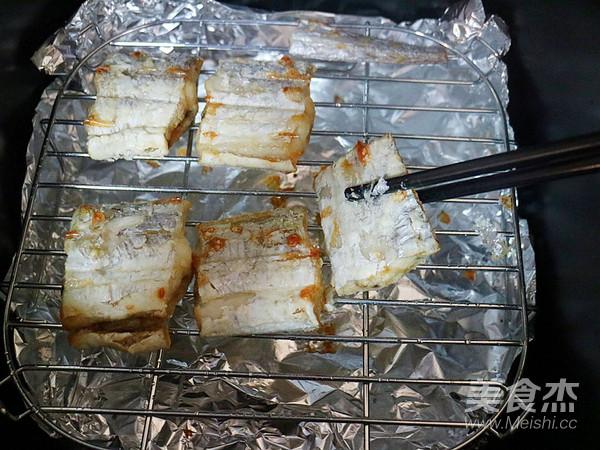 香炸带鱼怎么煮