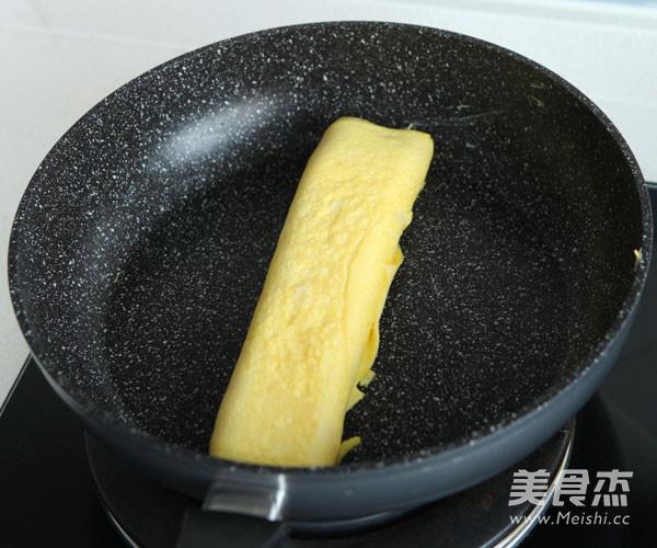 厚蛋烧的步骤