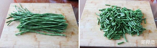 炝拌豇豆的做法大全