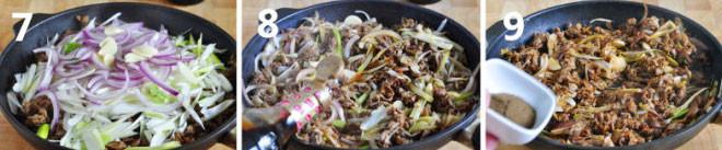 葱椒羊肉的家常做法