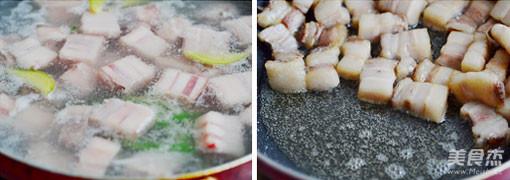 芋头红烧肉的做法图解