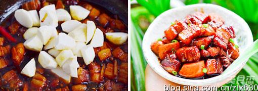 芋头红烧肉怎么吃