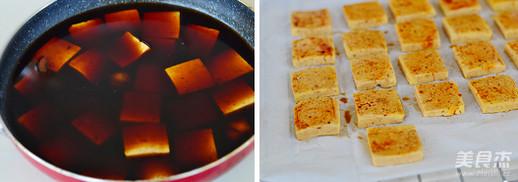 自制麻辣卤豆干的简单做法