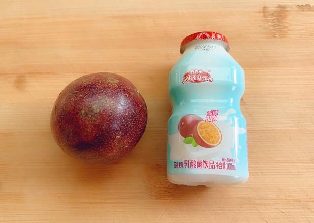 百香果乳酸菌特饮,好喝又开胃的做法大全