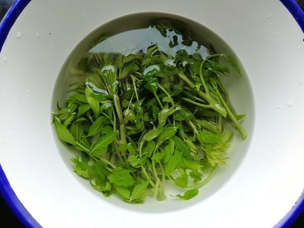 香椿豆腐鸡蛋卷的家常做法