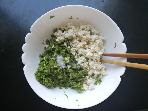 香椿豆腐鸡蛋卷怎么吃