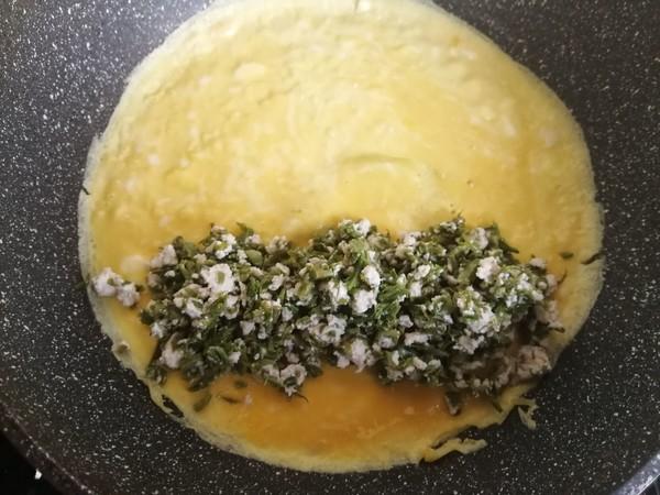 香椿豆腐鸡蛋卷怎么炖