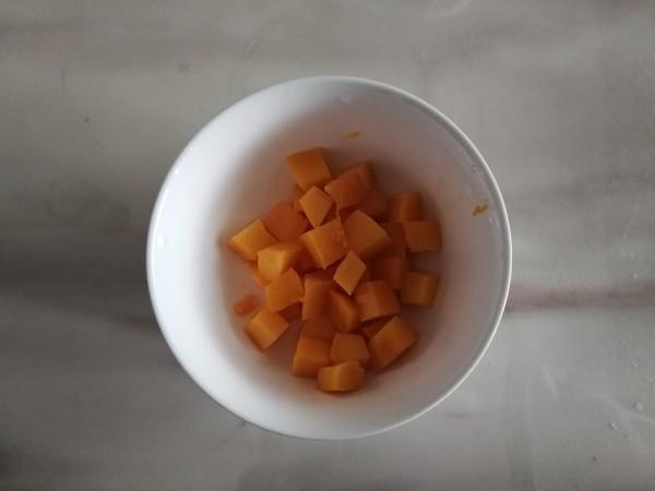 快手芒果蛋挞(非奶油版)怎么做