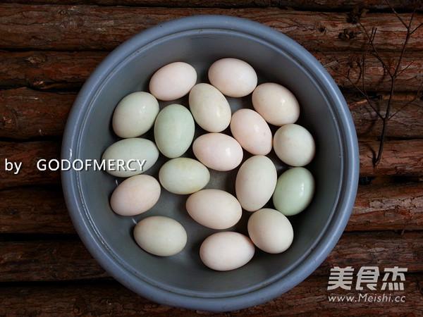 怀旧版的咸鸭蛋的做法大全