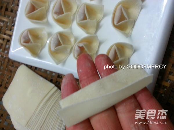 广东鲜虾云吞的简单做法