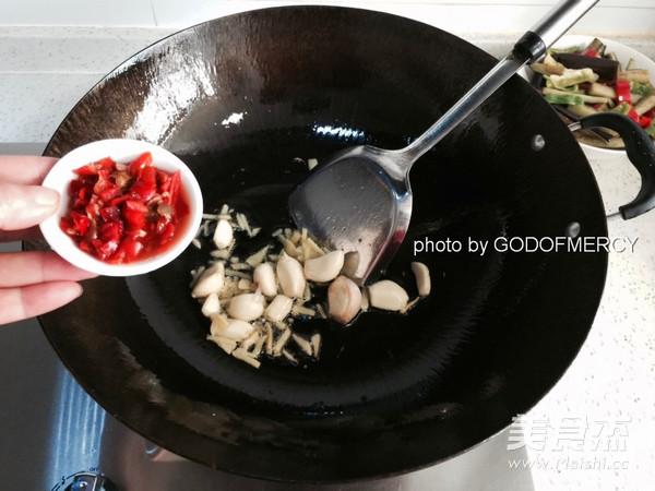 剁椒茄子煲怎样做