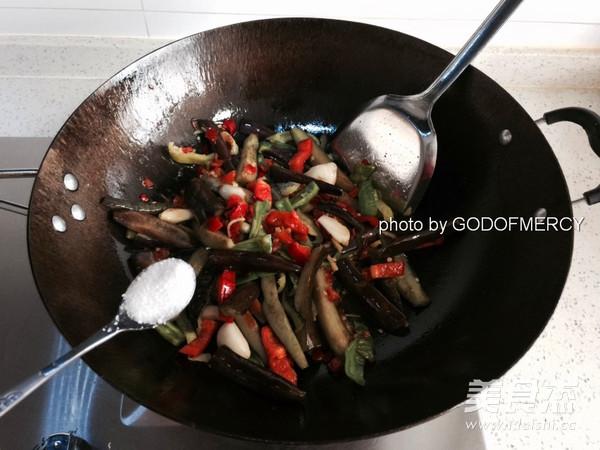 剁椒茄子煲怎样煮