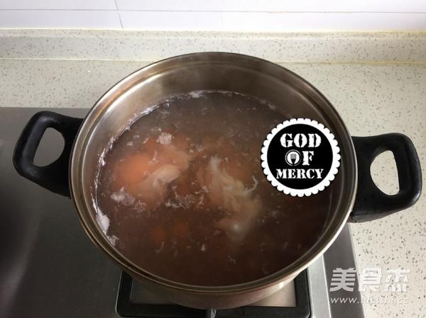 莲子丝瓜汤面怎么炒