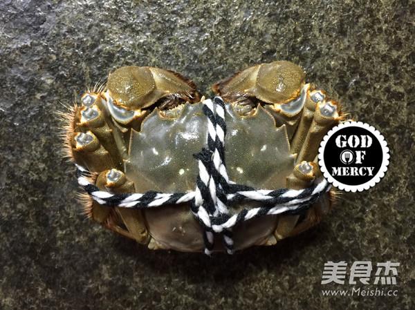 金秋美味清蒸螃蟹的家常做法