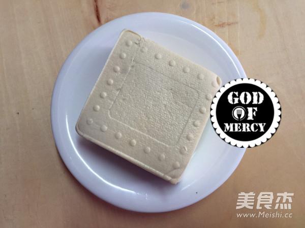 西兰花拌豆腐的做法大全