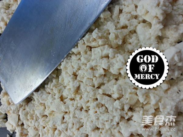 西兰花拌豆腐的简单做法