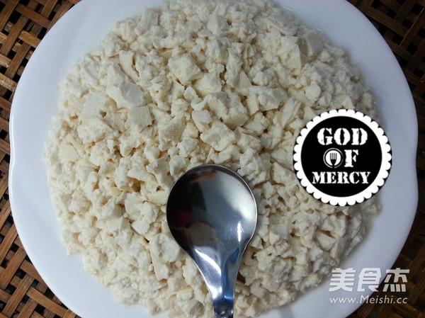 西兰花拌豆腐怎么吃