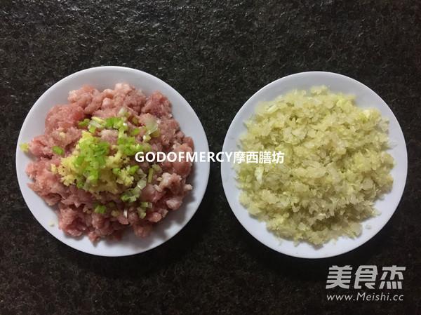 饺子也要吃出B格!豆浆版大白菜猪肉饺子怎样煸