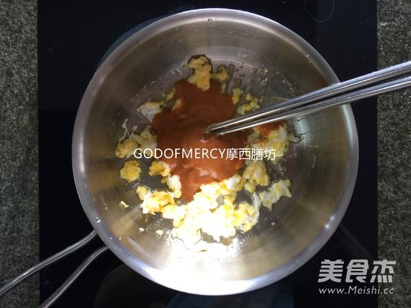 炎炎夏日轻松完胜三餐的经典东北鸡蛋酱的步骤
