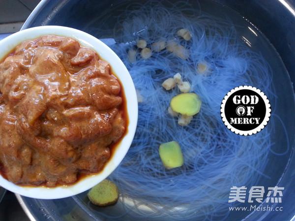 紫菜干贝肉片汤怎么吃