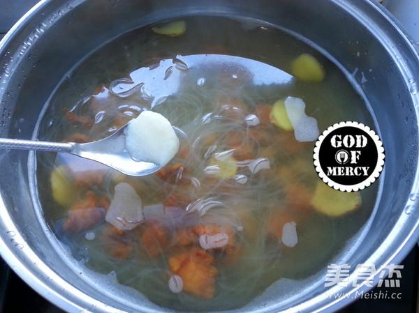 紫菜干贝肉片汤怎么炒