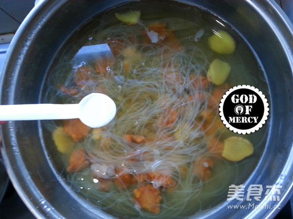紫菜干贝肉片汤怎么煮