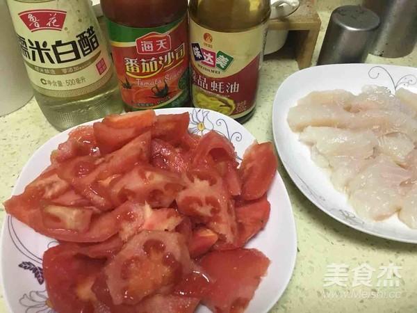 番茄龙利鱼的家常做法