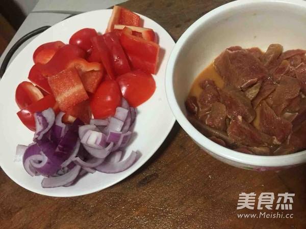 小炒牛肉的做法图解