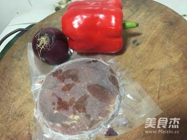 小炒牛肉的做法大全