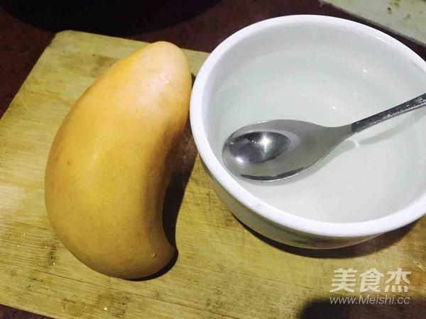 芒果汁的做法大全