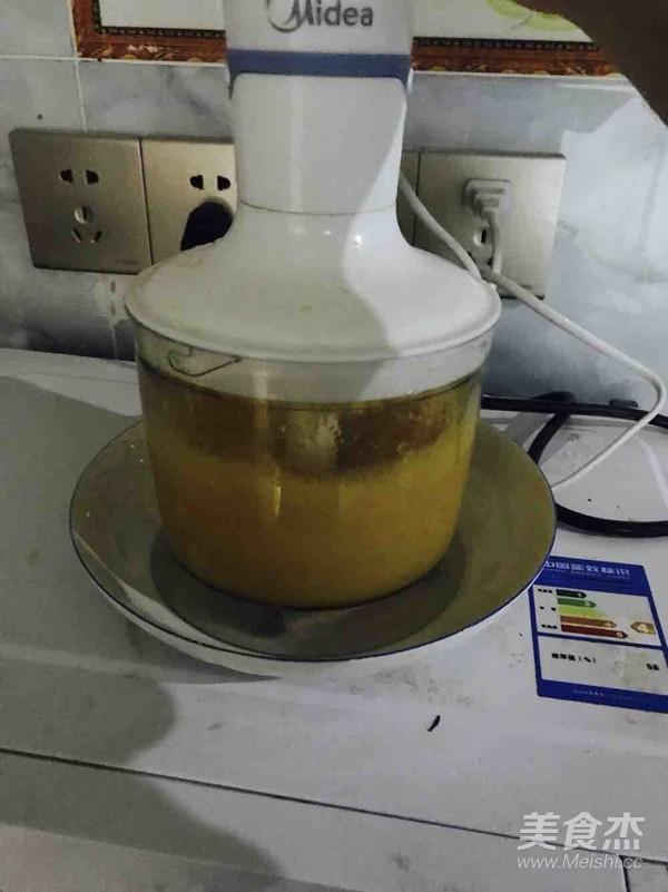 芒果汁的简单做法