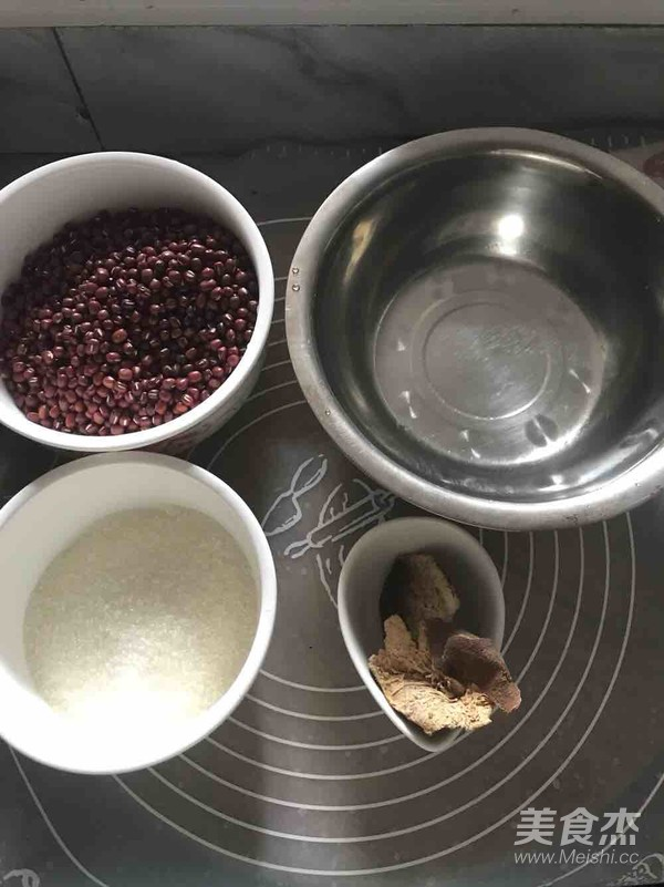 红豆粥的做法大全