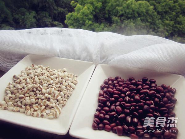 红豆薏米芡实粥|祛湿健脾利器的做法大全