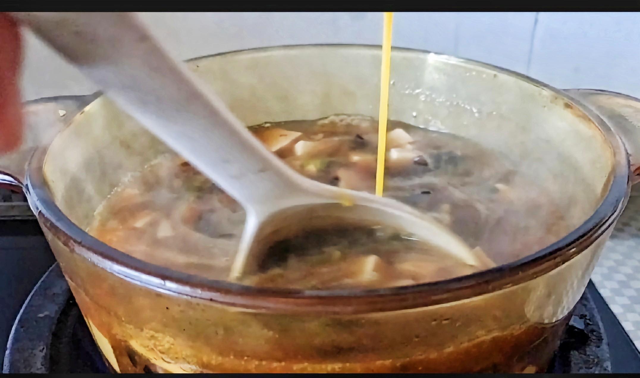 秋冬季的一碗暖身汤…酸辣豆腐羹怎样做